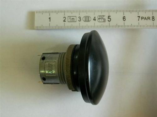 ITW-Taster-Push-Button-Schwarz-Knopf-ca-45mm
