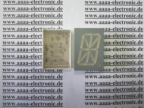 LEDTECH-Alphanumerische-Anzeige-ROT-40x28mm-2-Stueck