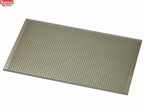 Experimentier-Platine-100x160mm-Epoxid-FR4-Punktr-1-Stueck