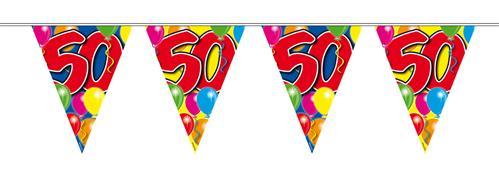 (0,28€/m) Wimpelkette bunte ZAHLEN Geburtstags Dekoration Party Überraschung NEU