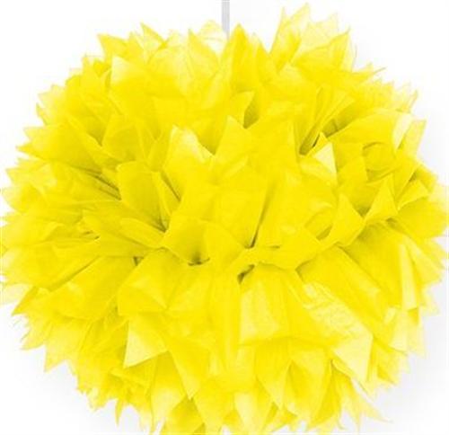 Pompom einzeln FARBWUNSCH Papier Ball Blume Geburtstags Hochzeits Dekoration NEU