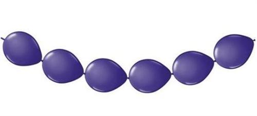 (0,13€/Stk) 20 Luftballons 15cm Ketten Ballons FARBWUNSCH Girlanden Dekoration