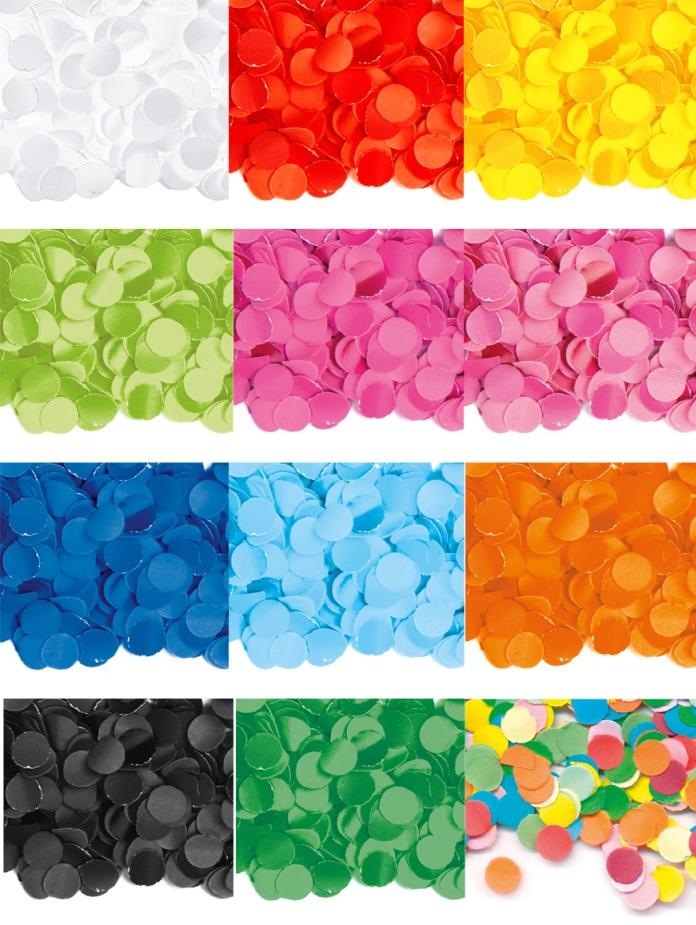 papier konfetti 100g wunschfarbe schwer entflammbar geburtstags dekoration neu ebay. Black Bedroom Furniture Sets. Home Design Ideas
