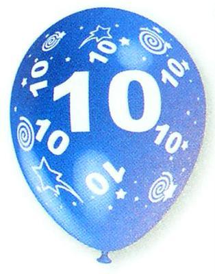 15-Luftballons-WUNSCH-ZAHL-10-80-Geburtstags-Dekoration-Uberraschungs-Party-NEU