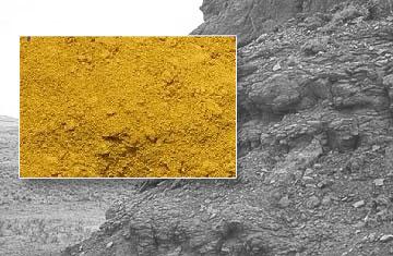 3 78eur kg 5 kg eisenoxid pulver gelb betonfarbe bodenfarbe einf rben abt nen ebay. Black Bedroom Furniture Sets. Home Design Ideas