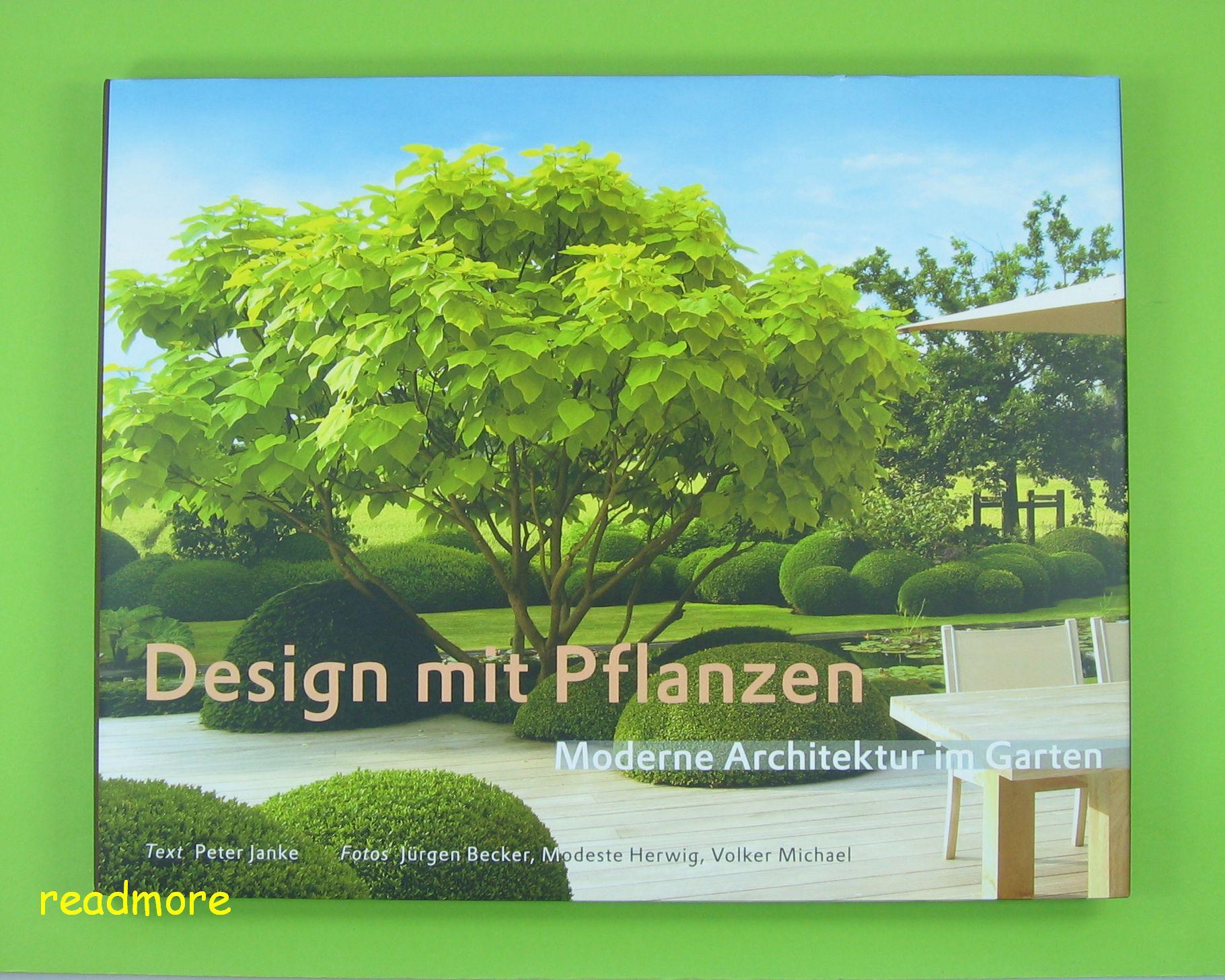 Design mit pflanzen moderne architektur im garten for Design mit pflanzen