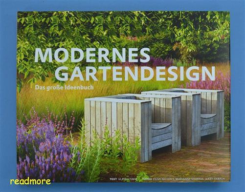 Modernes gartendesign das gro e ideenbuch becker joest - Modernes gartendesign ...