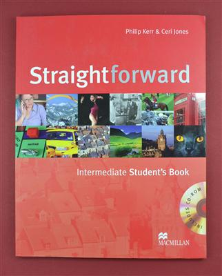 Straightforward - Intermediate Student's Book + CD - Macmillan