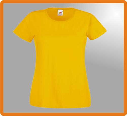 Lady-Fit-T-Shirt-Fruit-of-the-Loom-