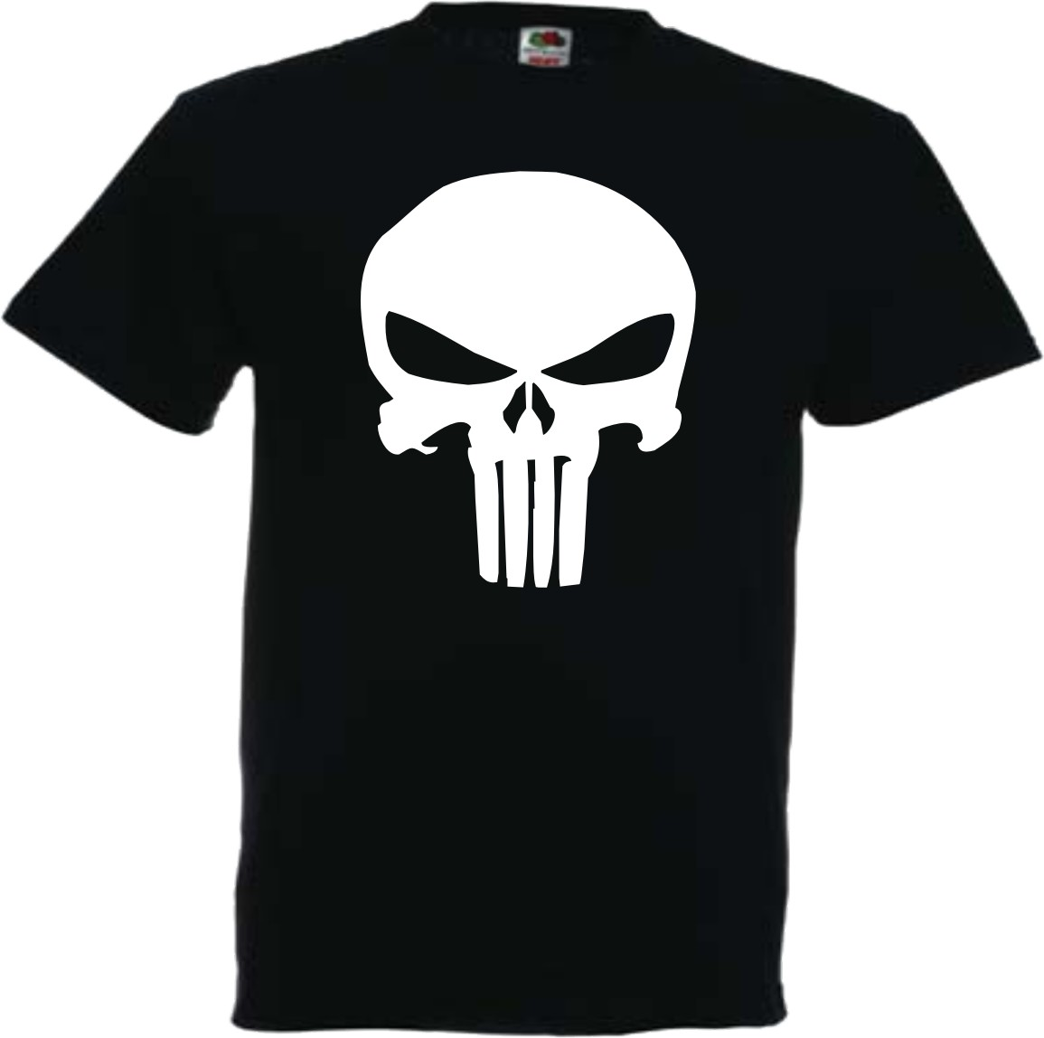the punisher herren t shirt kult film totenkopf skull. Black Bedroom Furniture Sets. Home Design Ideas
