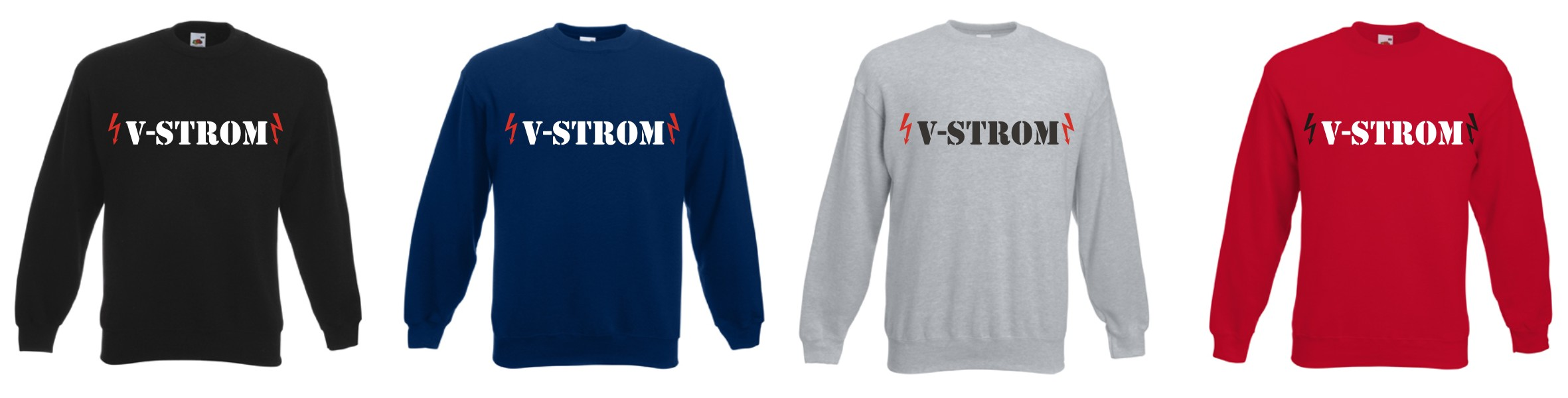 v strom sweatshirt f r suzuki motorrad fans sport enduro tourer sweat dolomiten ebay. Black Bedroom Furniture Sets. Home Design Ideas