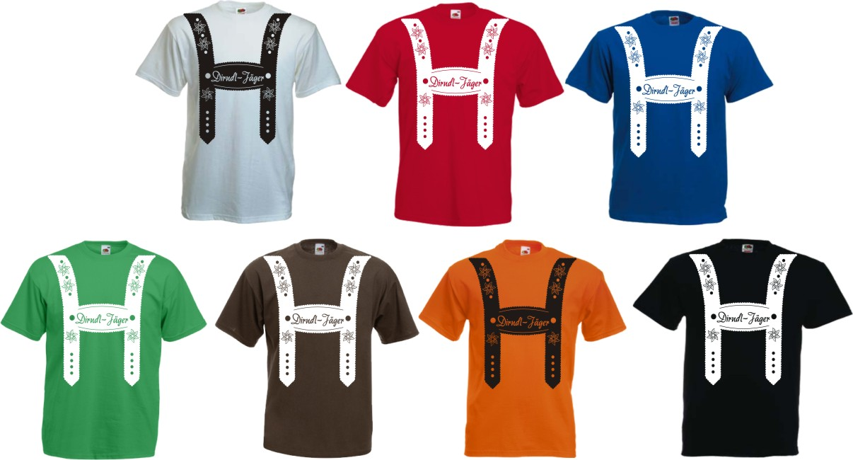 oktoberfest lederhose herren t shirt wunschtext karneval. Black Bedroom Furniture Sets. Home Design Ideas