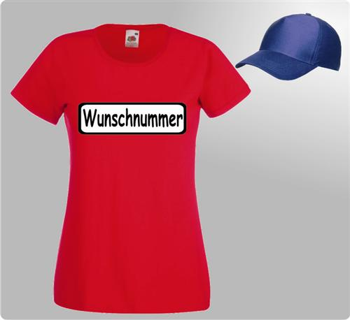 PANZERKNACKER-Damen-T-Shirt-Girlie-Shirt-KOSTUM-SET-Karneval-JGA-Fasching-PARTY