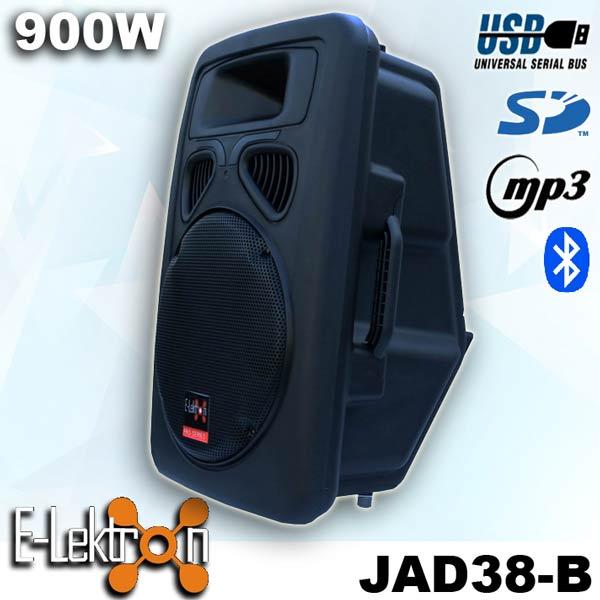 sound anlage usb sd bluetooth aktiv lautsprecher 500w. Black Bedroom Furniture Sets. Home Design Ideas