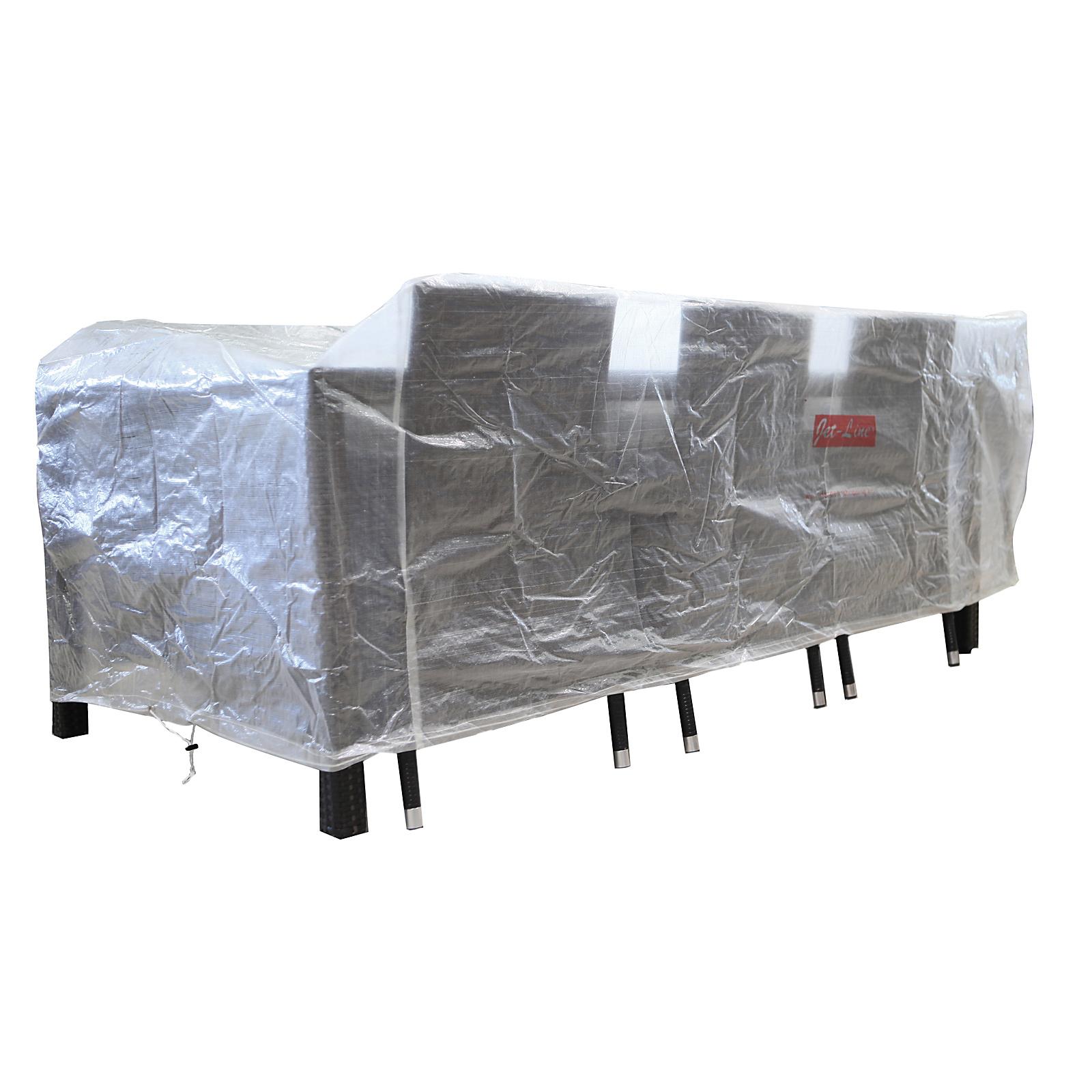 schutzh lle gartenm bel abdeckung wetterschutz abdeckhaube x 1 4 m ebay. Black Bedroom Furniture Sets. Home Design Ideas