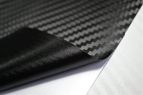 blasenfreie 3d carbon folie schwarz mit luftkan len. Black Bedroom Furniture Sets. Home Design Ideas