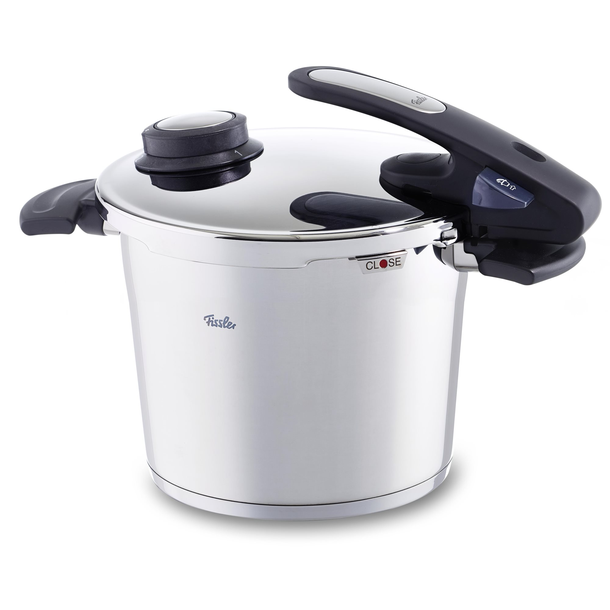 fissler schnellkochtopf vitavit edition 6 0 liter mit einsatz ebay. Black Bedroom Furniture Sets. Home Design Ideas