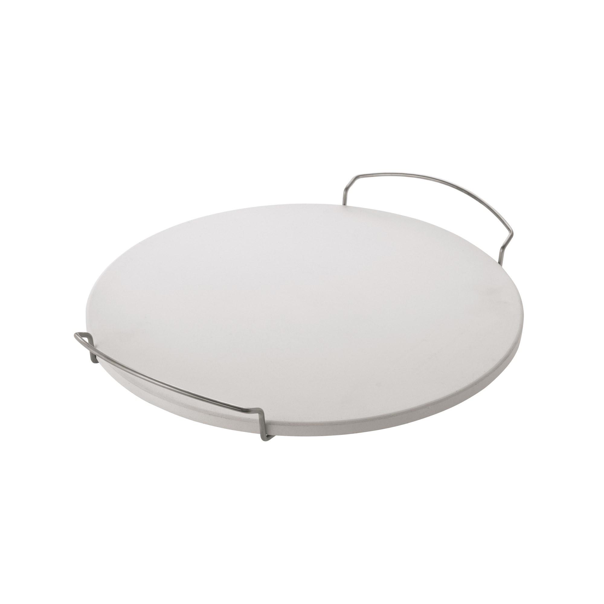 r sle bbq pizzastein rund 41 cm grillstein ebay. Black Bedroom Furniture Sets. Home Design Ideas