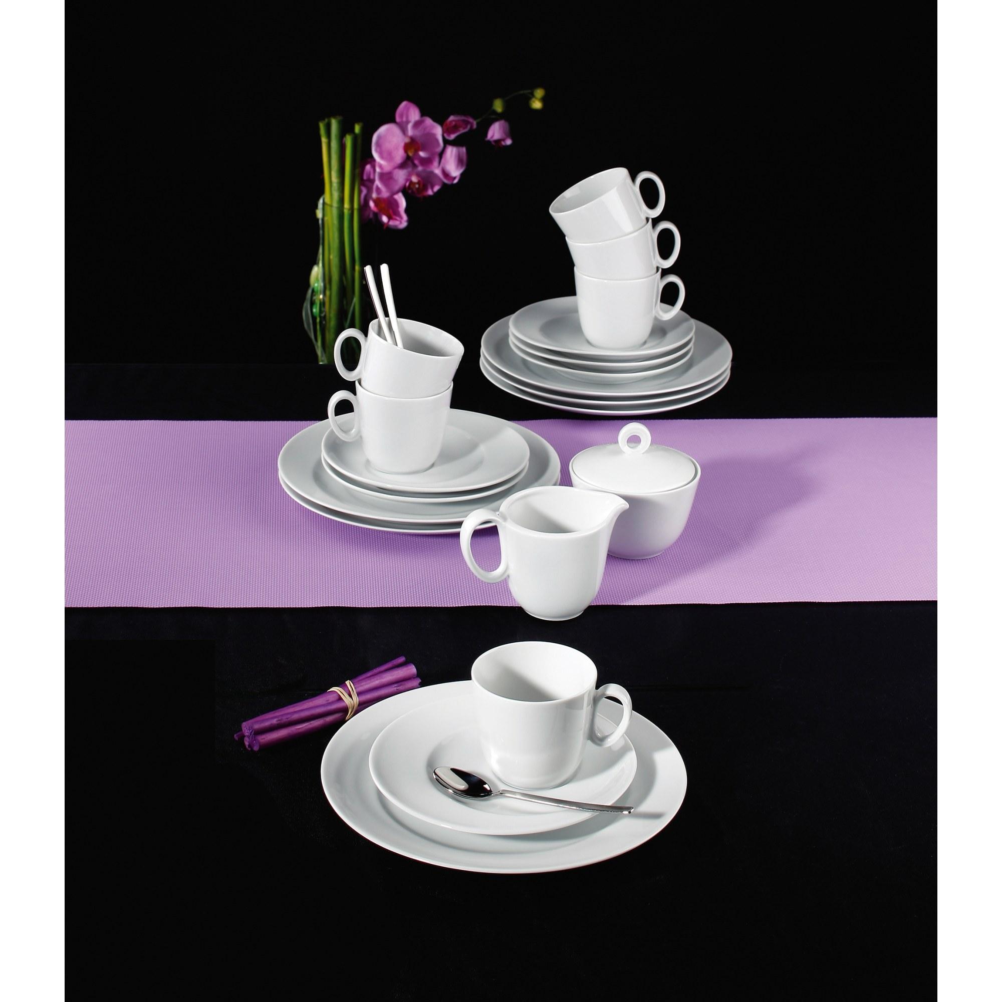 seltmann weiden paso rund kaffeeservice 20 teilig wei ebay. Black Bedroom Furniture Sets. Home Design Ideas