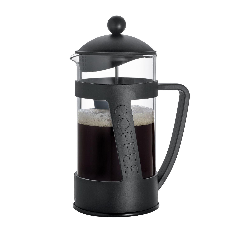 cilio kaffeebereiter caffettiera melina f r 8 tassen 1 0 liter french press ebay. Black Bedroom Furniture Sets. Home Design Ideas