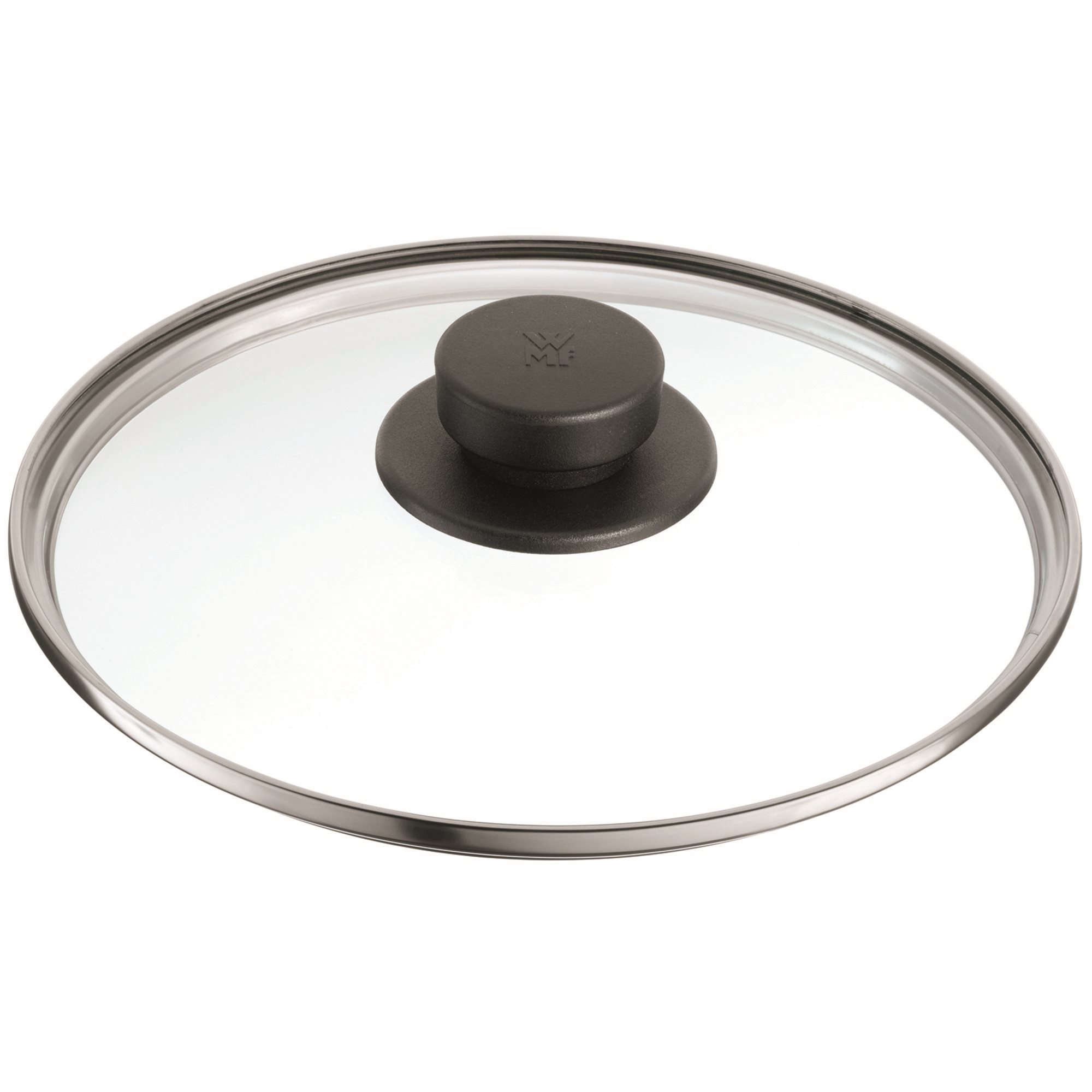 wmf profi select glasdeckel f r pfannen 28 cm ebay. Black Bedroom Furniture Sets. Home Design Ideas
