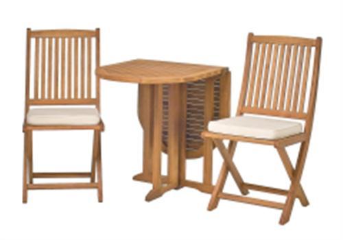 Eukalyptus Tisch Ölen ~ Gartentisch Balkontisch Terrassentisch Eukalyptus Tisch in Oval Platzsparend