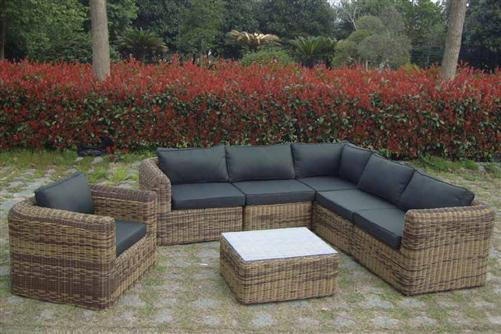 polyrattan gartenm bel poly rattan lounge madeira garnitur. Black Bedroom Furniture Sets. Home Design Ideas