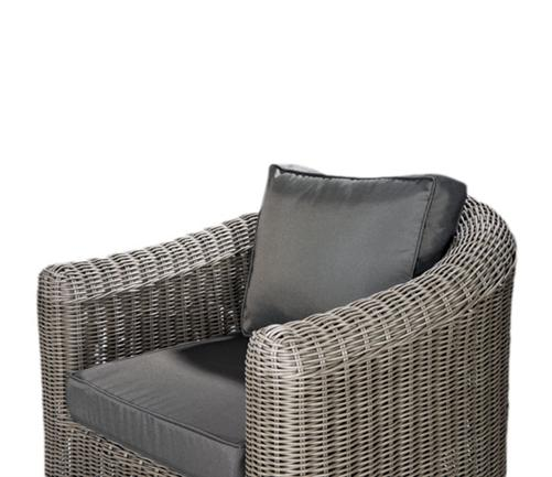 polyrattan lounge tampa grau gartenm bel poly rattan. Black Bedroom Furniture Sets. Home Design Ideas