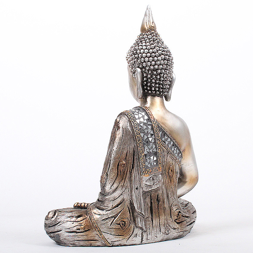 xl gro e deko asien garten buddha figur statue skulptur. Black Bedroom Furniture Sets. Home Design Ideas