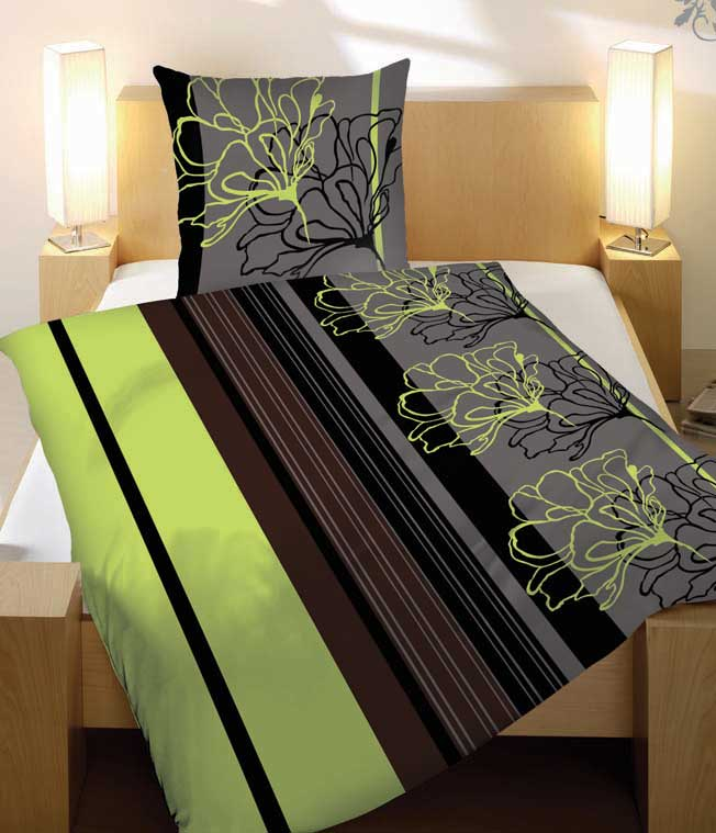 023 sparset 4 tlg bettw sche garnitur microfaser. Black Bedroom Furniture Sets. Home Design Ideas