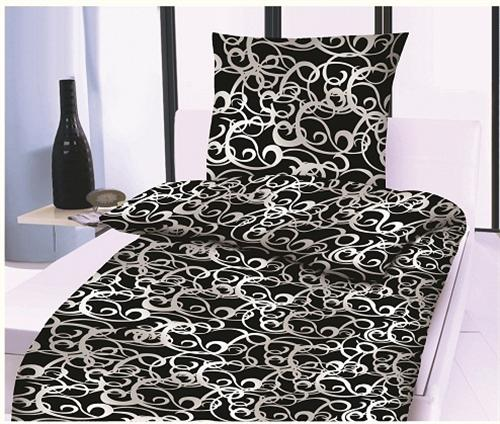 sparset 4 tlg bettw sche garnitur microfaser 135x200. Black Bedroom Furniture Sets. Home Design Ideas