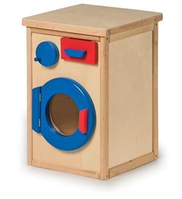 spiel-küche / kinder-waschmaschine aus holz | ebay,