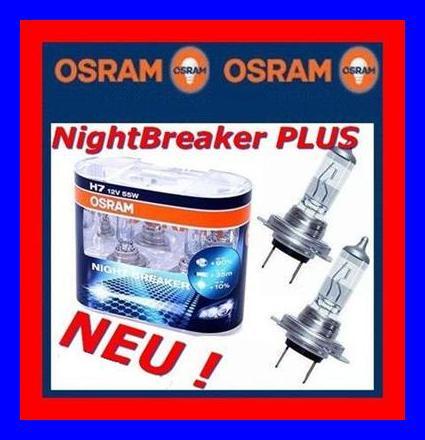 1SET-OSRAM-64210NBP-H7-55Watt-NIGHT-BREAKER-PLUS-LAMPEN