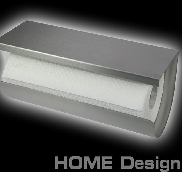 k chenrollenhalter k chenrolle edelstahl k che halter 1300. Black Bedroom Furniture Sets. Home Design Ideas