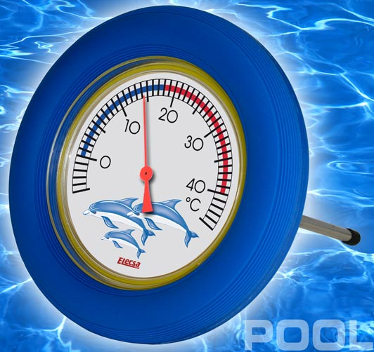 Pool schwimmbad thermometer poolthermometer teich 3070 ebay for Schwimmbadthermometer