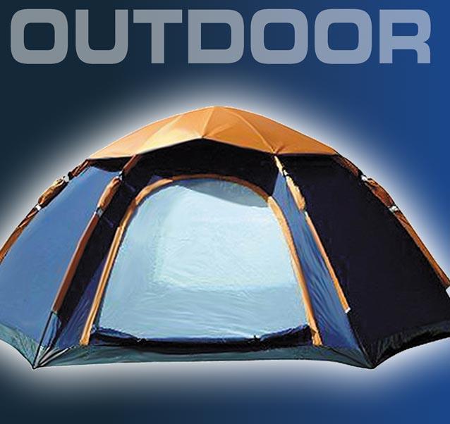 Zelt Schnellaufbau 4 Personen : Personen camping automatik schnellaufbau zelt ebay