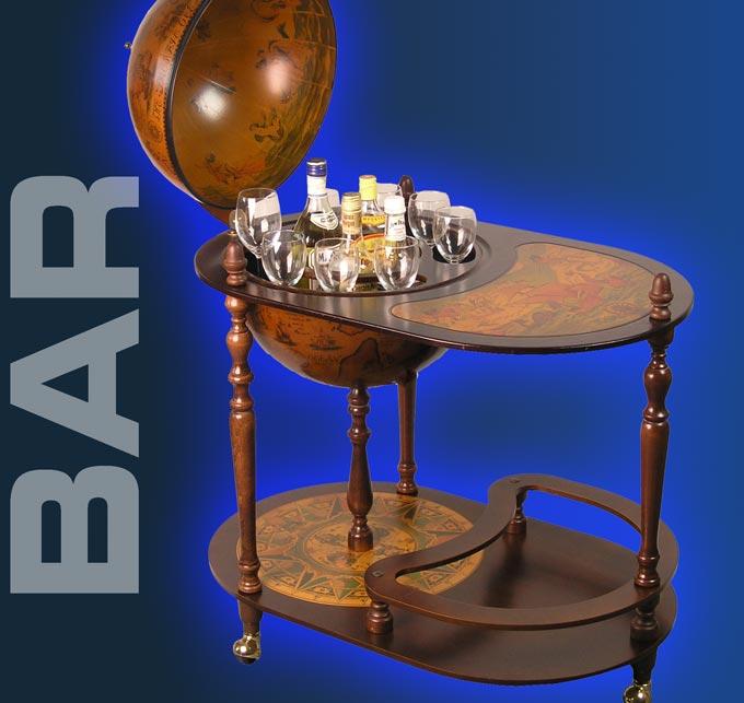 xxl deluxe profi globus bar globusbar 110x81cm hausbar minibar regal 5300 ebay. Black Bedroom Furniture Sets. Home Design Ideas