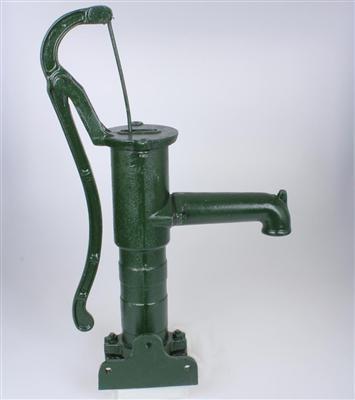 garten schwengelpumpe handpumpe brunnen wasser pumpe handschwengelpumpe 8541 ebay. Black Bedroom Furniture Sets. Home Design Ideas