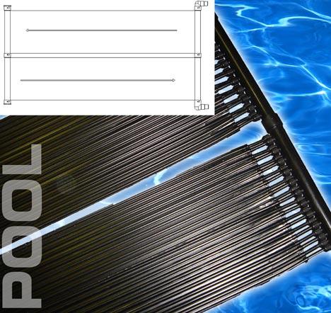 Pool solarheizung solar schwimmbad poolheizung 9466 ebay for Pool solarheizung hornbach
