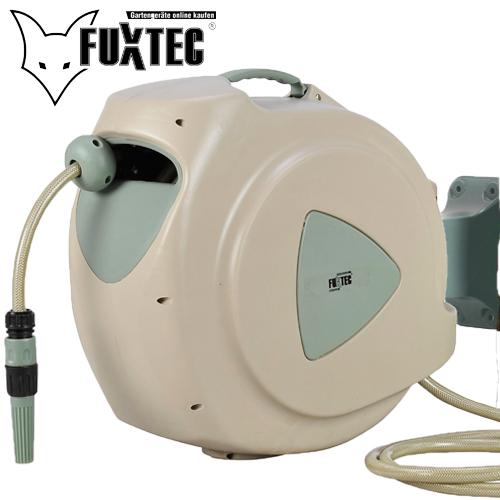 automatische wasserschlauch trommel 20m l20 gartenschlauch schlauchaufroller ebay. Black Bedroom Furniture Sets. Home Design Ideas