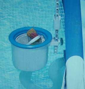 einh ngeskimmer skimmer f r pool stahlwandbecken ebay. Black Bedroom Furniture Sets. Home Design Ideas