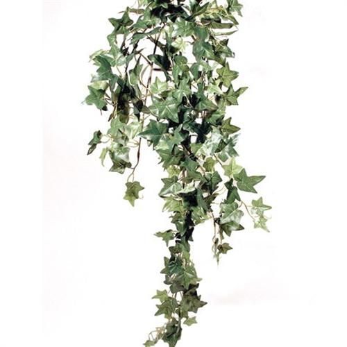 efeubusch 90cm gr n efeu kunstbusch kunstpflanzen kunstblumen dekoration deko ebay. Black Bedroom Furniture Sets. Home Design Ideas