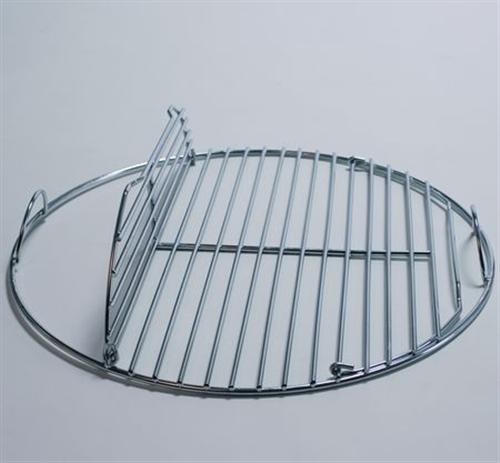grillrost rost f r kugelgrill 54 cm rund verchromt ebay. Black Bedroom Furniture Sets. Home Design Ideas
