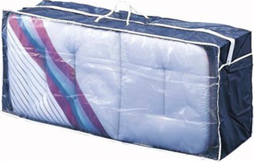 tragetasche f r auflagen tasche gartenliegen gartenm belauflagen schutzh lle neu. Black Bedroom Furniture Sets. Home Design Ideas