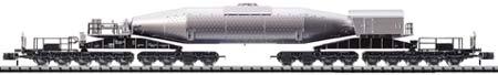 minitrix 15184 torpedopfannenwagen vom erz zum stahl. Black Bedroom Furniture Sets. Home Design Ideas