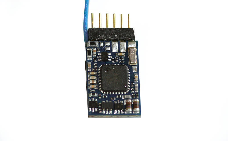 ESU Decoder 54685 LokPilot micro DCC Version 4.0
