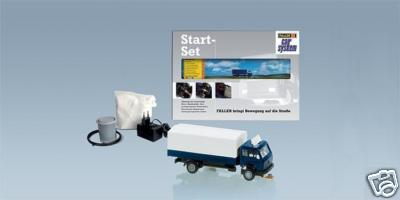 FALLER Spur N 162002 Car System Start Set LKW NEU