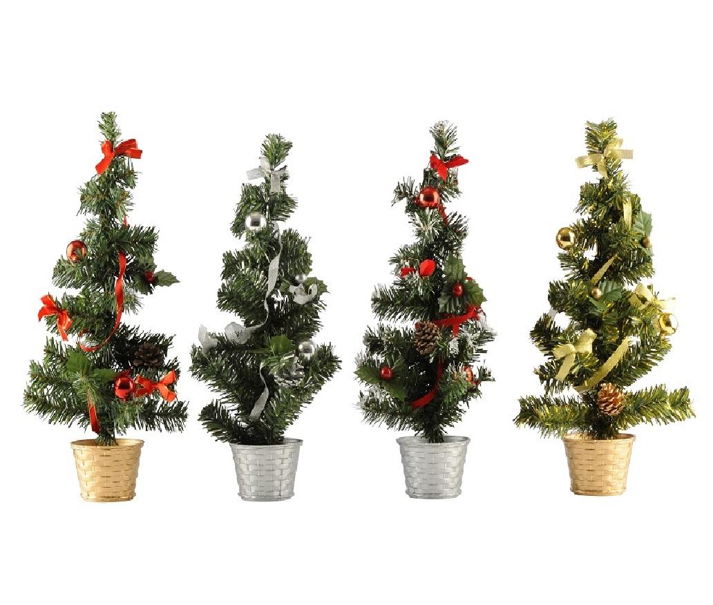 weihnachtsb ume tannenbaum christbaum tischdeko. Black Bedroom Furniture Sets. Home Design Ideas