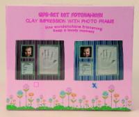 baby gipsabdruck 3 d hand fu abdruck mit bilderrahmen verschiedene rahmen ebay. Black Bedroom Furniture Sets. Home Design Ideas