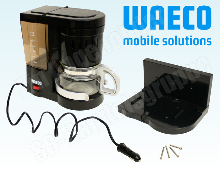 waeco lkw bus kaffeemaschine 24v mc 05 24 n 5 tassen ebay. Black Bedroom Furniture Sets. Home Design Ideas